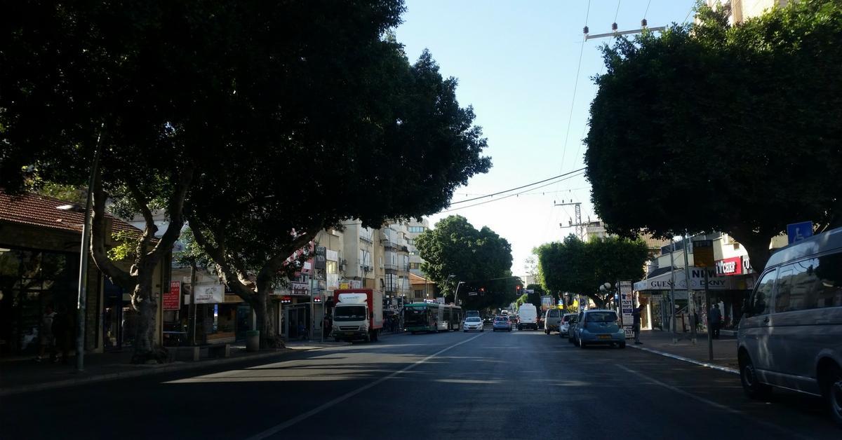 רחוב הרצל רחובות