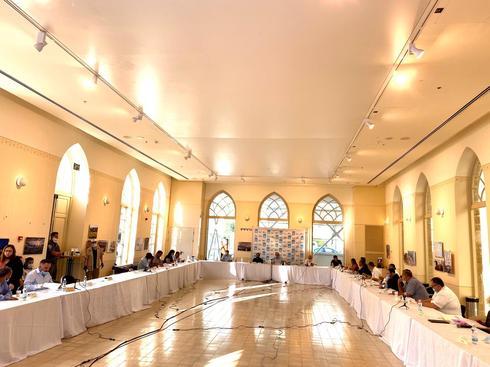 ישיבת מועצת עיריית רחובות