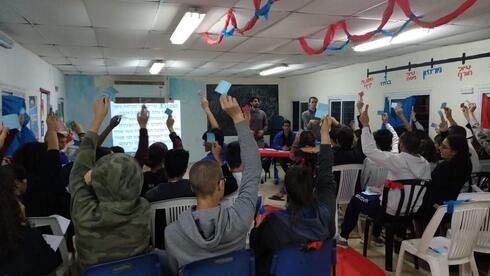 חברי תנועה דרור ישראל, בפעילות עם בני הנוער ברחובות