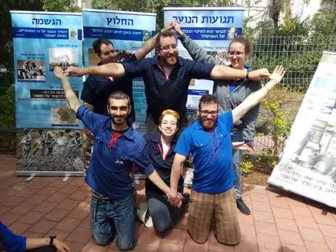 חברי תנועה דרור ישראל, והנוער העובד והלומד