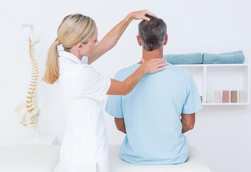 מרפאת כירופרקטיקה בנס ציונה