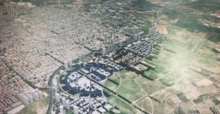 הדמיית המתחם המתוכנן   אדריכל מנדי רוזנפלד, צילום דוברות עיריית רחובות