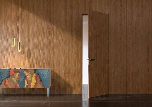 """דלתות פנים של Union Italian Doors. יח""""צ"""