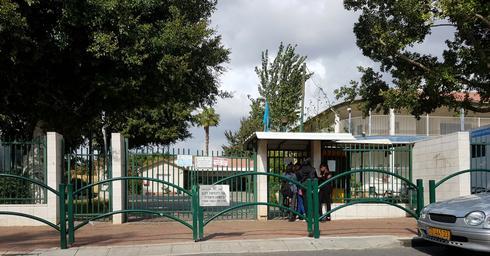 בית ספר קציר ברחובות   צילום אביגיל קדם