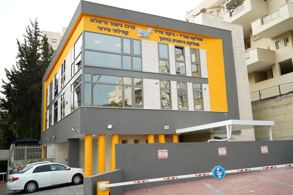 מבנה הגישור החדש | צילום: דוברות עיריית רחובות