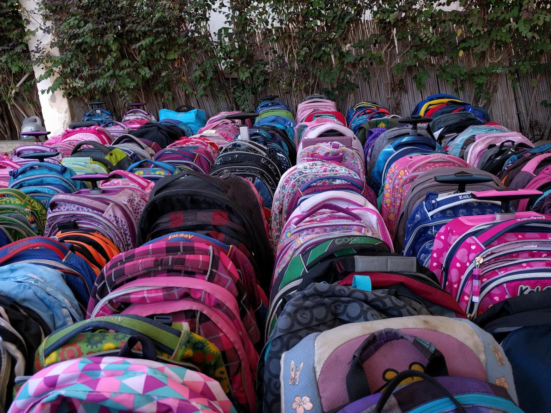 התיקים של גולדשטיין (צילום: mynet)