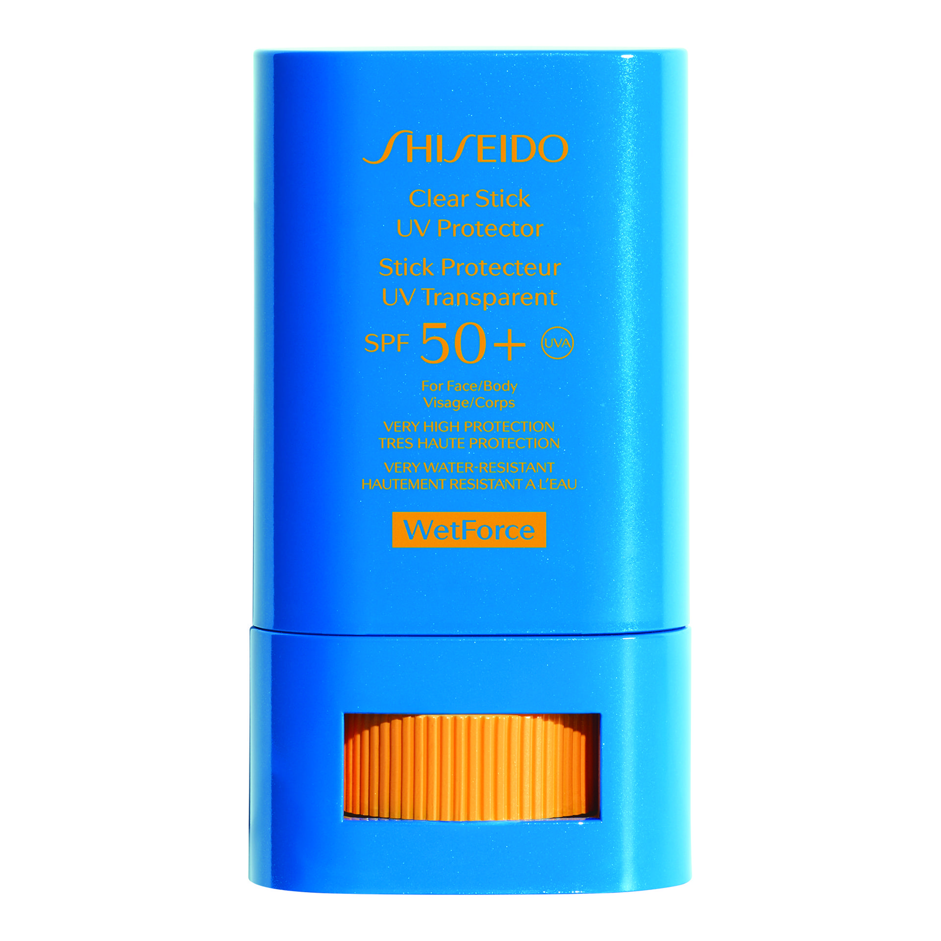 "shiseidi suncare for every occasion. יח""צ"