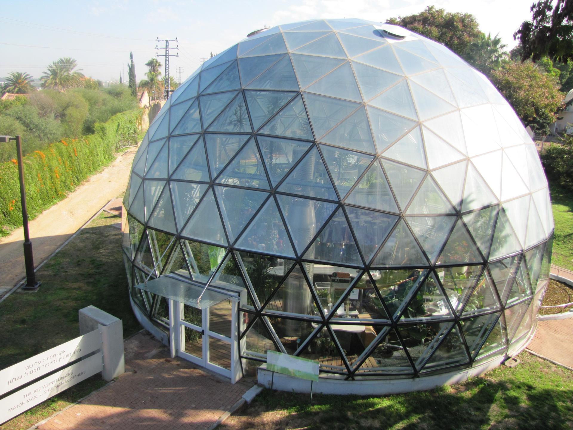 תערוכת הקיץ החדשה בגן המדע. צילום: מכון ויצמן למדע