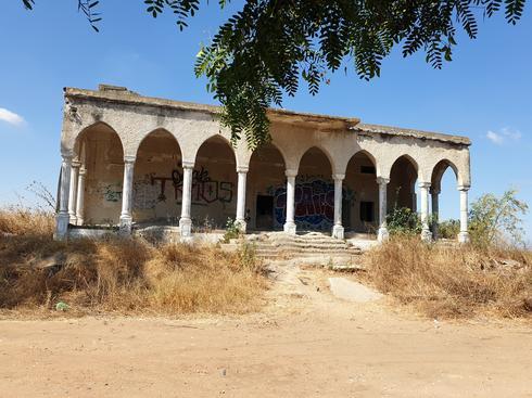 תל שלף בית מוסא שאהין | צילום: אביגיל קדם