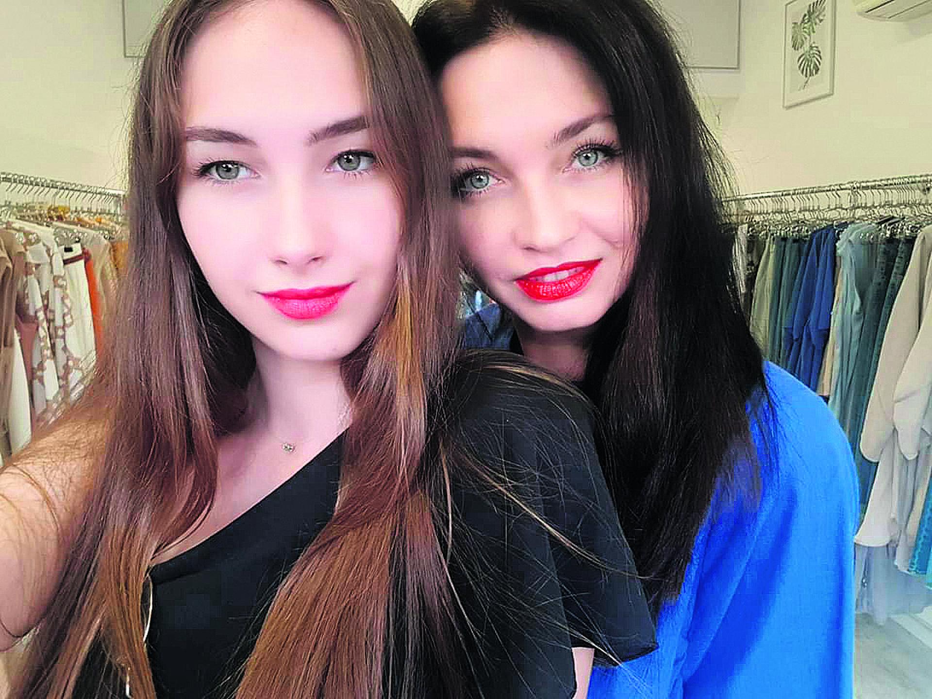קרפינצ'יק עם אמה | צילום פרטי
