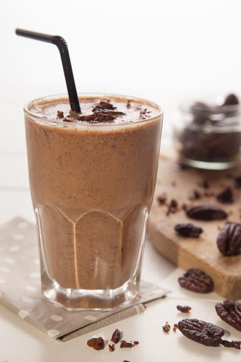 אייס קפה פקאן באדיבות קפה גרג. צילום: אסף לוי