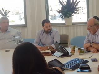"""אלרואי אסרף. מנכ""""ל רשת 'חוויות'   צילום: באדיבות דוברות עיריית רחובות"""