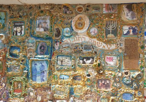האומנות של יוסף. צילום: אביגיל קדם