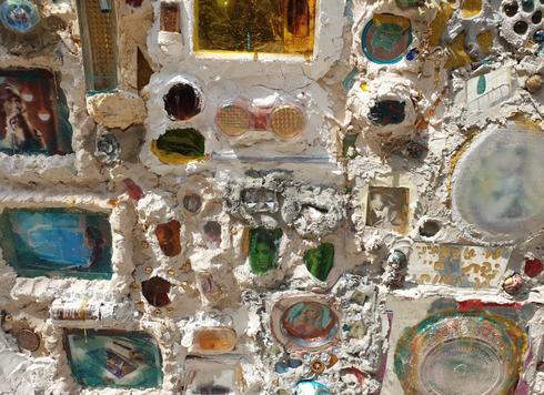 מתוך הקיר של יוסף. צילום: אביגיל קדם