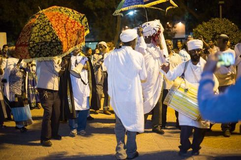 חגיגות הסיגד ברחובות | צילום: דוברות עיריית רחובות